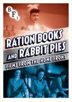 Nuevo Ración Libros Y Conejo Tartas - Películas de La Hogar Frente DVD