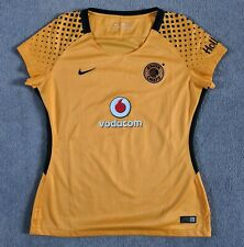 More details for womens 17/18 kaizer chiefs home shirt - size large