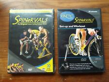 Two Excellent Spinervals Dvds (One is New & One is Pre-owned)