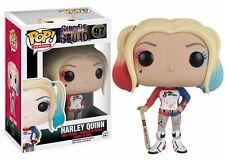 Funko Pop! Movies Suicide Squad Harley Quinn Vinyl Action Figure