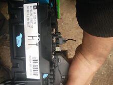 2008 VAUXHALL ASTRA MK5 H 1.4 PETROL FRONT INTERIOR FUSE BOX BOARD 13268301