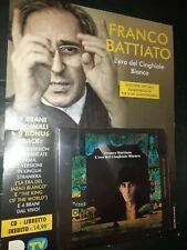 CD FRANCO BATTIATO L'ERA DEL CINGHIALE BIANCO 40° ANNIVERSARIO MONDADORI 2019