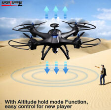 Super 2.4Ghz Drone X183 WiFi Fpv 1080P 2Mp Camera Gps Brushed Quadcopter Ufo