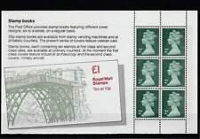 Engeland / Great Britain vel/sheet - Stamp Books (129)