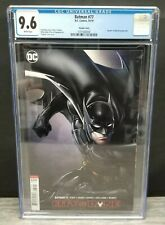 CGC Graded 9.6 Batman #77 DC 2019 Death of Alfred Pennyworth C. Crain Variant
