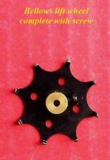 Regula   type 25  &  34  bellows lift wheel.