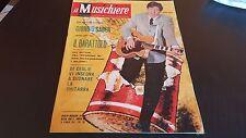 IL MUSICHIERE 14.1.1961 GIORGIO GABER MODUGNO