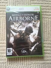 Medal of Honor Airborne Xbox 360 New Sealed PAL UK