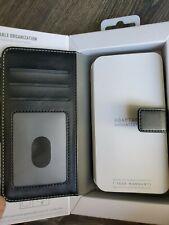 "Wallet Case Universal Phone 4.2""-5.2"" black NEW"