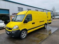 vauxhall mavano lwb high top 2005 px welcome