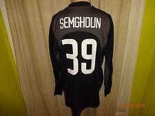 Hertha BSC Berlin Nike Spieler Torwart Trikot 2004/05 + Nr.39 SEMGHOUN Gr.L