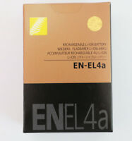 EN-EL4a Li-Ion battery for Nikon D2xs D3 D3S D3X F6 Camera