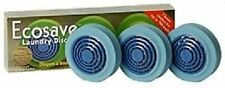Alpha Health Products Ecosave Reusable Laundry Discs (3 pack) Cleans 700 Loads