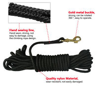 3/5/10/20 Meter Dog Training Leash Obedience Recall Pet Puppy Dog Lead Tracking