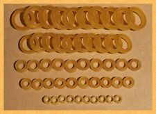 50 Stringing Bands Rubberbands Repair Bands For Doll Repair - Five Sizes