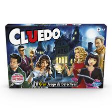 Cluedo - Juego de Mesa - Hasbro Original (nuevo) - Envío Gratis