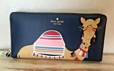 Kate Spade SPICE THINGS UP CAMEL NEDA WALLET NWT! Sold Out!