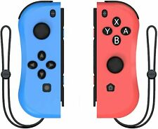 For Nintendo Switch Joy-Con (L/R) Wireless Bluntooth Remotes Controllers Set New