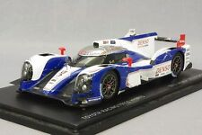Spark 1/43 Toyota TS030 Hybrid 2013 Launch Specification Blue/White from Japan