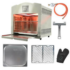 Matrix 880 Grad XL GrillBox Oberhitzegrill Beef Maker Gasgrill Edelstahl Steak