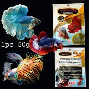 50 g Fightingfish, minerals and A grade vitamins, nourishing for betta fish care