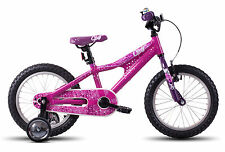 "GHOST Powerkid 16 pink/white/purple 16"" / 16 Zoll Kinderrad Modell 2017"