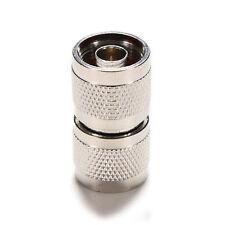 NEU N-Typ Stecker auf N Stecker männlich gerade RF Adapter Kupplungsstecker  ZP