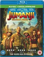 Jumanji Welcome To The Giungla Blu-Ray Nuovo (SBRG3067UV)