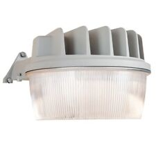All Pro Al1550Lpcgy Dusk to Dawn Hardwired Led Area Light, 120 Volts, Gray