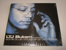 LTJ Bukem Some Blue Notes Of Drum ,N, Bass CD 2004 ZYX Germany NEW
