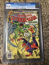 Amazing Spider-Man #157 Marvel 1976 CGC 9.6 Doctor Octopus & Hammerhead appear