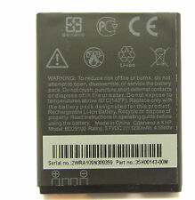 Original htc wildfire s hd7 Explorer bd29100 1230mah 4.55wh 3.7v batería BATTERY