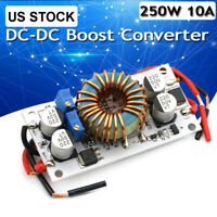250W 10A Step Up DC Boost Converter Constant Current Power Supply LED Module T##