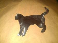 Cat kitty feline yard garden and home art decor statue stake metal PCT2