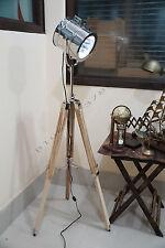 DESIGNER NAUTICAL MARINE SPOT SEARCH LIGHT - NAUTICAL FLOOR LAMP