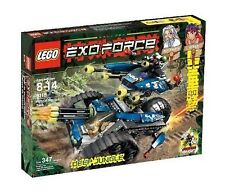 Lego Exo-Force 8118 Hybrid Rescue Tank New SEALED
