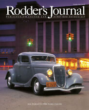 Rodders Journal 50A; Hot Rat Rod, Gasser, 34 Ford Coupe
