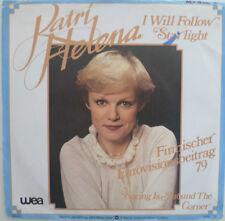 "7"" GRAND PRIX 1979 ( FINLAND ) KATRI HELENA : I Will Follow Starlight"
