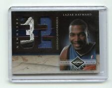 2010-11 LIMITED LAZAR HAYWARD 4-COLORED PATCH RC #/25