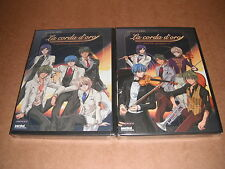 La Corda d'Oro: Primo Passo - Collection 1 and 2 Complete Set NEW R1 DVD Anime