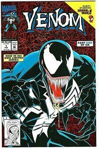 Venom Lethal Protector #1 Marvel Comics Red Foil Cover February Feb 1993 (NM)
