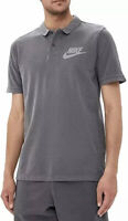 Nike Sportswear Matchup Washed Polo Mens Size 2XL XXL Gray New NWT A118