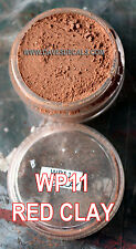 WP11 DAVE'S WEATHERING POWDERS ALL NATURAL PIGMENT RED CLAY DIRT DUST LIGHT RUST