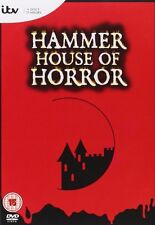 HAMMER HOUSE OF HORROR    ITV   13 EPISODES    DVD    NEW & SEALED