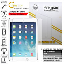 New Gorilla Tempered Glass Screen Protector Shield Guard bubble free iPad 4 3 2