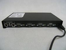 Comtrol DeviceMaster RTS 4-Port DB9 RS 232 485 Ethernet Serial Device Derver