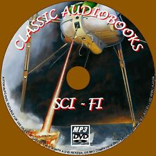 The Best Classique Science-Fiction Romans,17 Superbe Livres Audio Éducatif