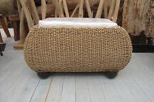 sitzb nke und hocker aus rattan g nstig kaufen ebay. Black Bedroom Furniture Sets. Home Design Ideas