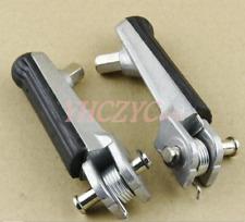 Front Foot Pegs Footrests For Honda CBR250 MC19/CBR250 MC22/CBR929 /CBR954