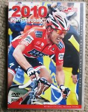 2010 Paris - Roubaix World Cycling Productions 2 Dvd set Fabian Cancellara Clean